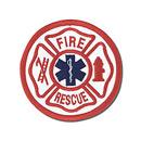 Penn Emblem Fire Rescue Standard Emblem