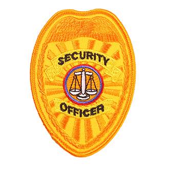 Penn Emblem Security Officer Standard Emblem