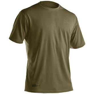 Under Armour HeatGear Tactical Short Sleeve Crew Neck Shirt