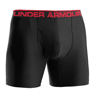 "Under Armour O Series 6"" Boxer Jock"