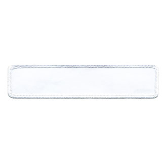 """Hero's Pride Embroiderable Blank Rectangle 1"""" x 5"""" (Not Appl"""