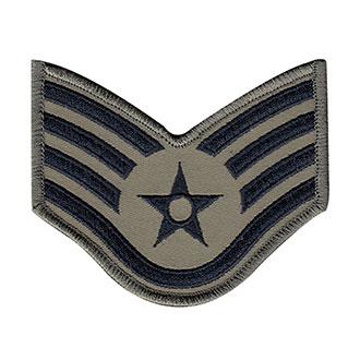 Hero's Pride Staff Sergeant Chevron