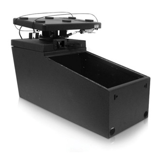 Jotto Desk AK-12 Console with Smooth Glide Computer Mount