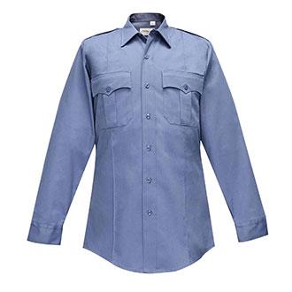Valor Duro Poplin Long Sleeve Shirt