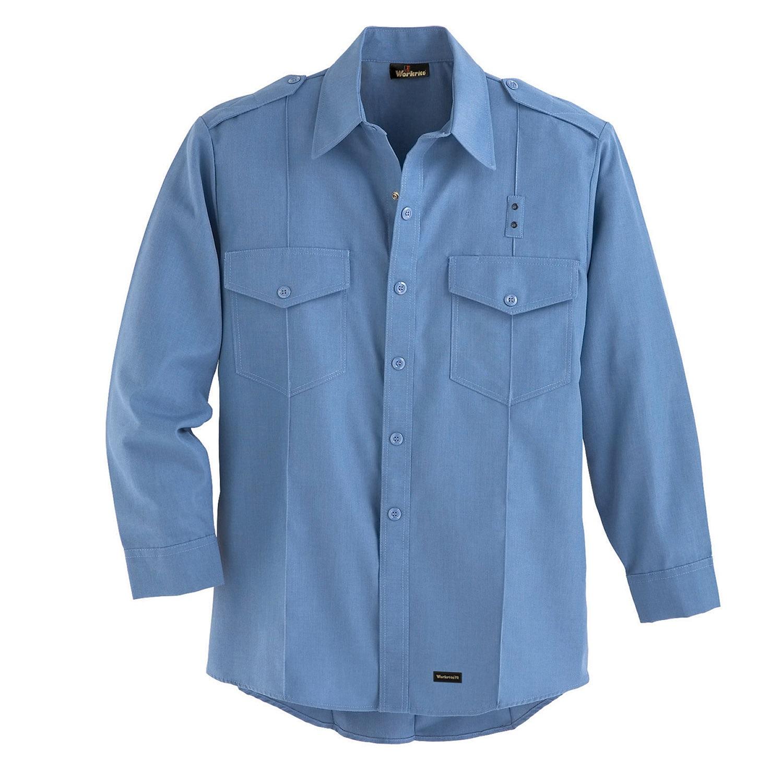 Workrite Long Sleeve Fire Chief Shirt