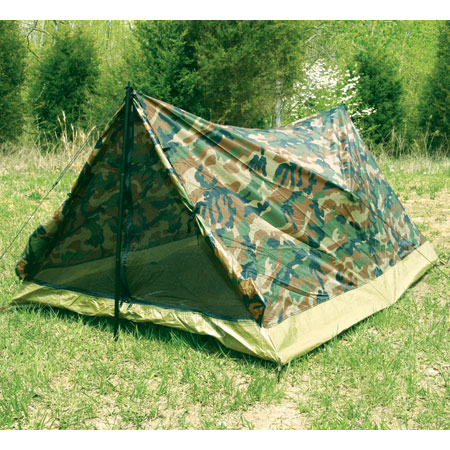 Texsport 2-Person Camouflage Tent