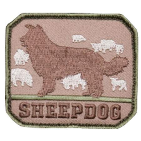Mil-Spec Monkey Sheepdog Patch