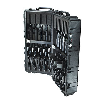 Pelican 1780HL Long Case with Rifle Hard Liner Insert