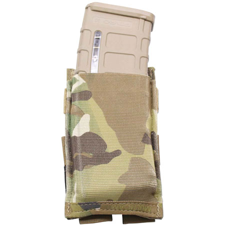 Blue Force Gear Ten-Speed M4 Mag Pouch w/Helium Whisper Atta