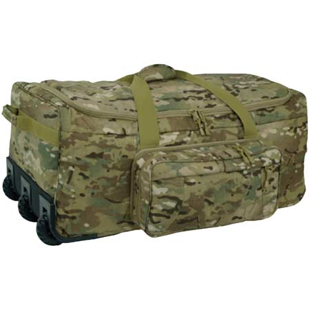 Code Alpha Tri-Wheel Deployment Bag