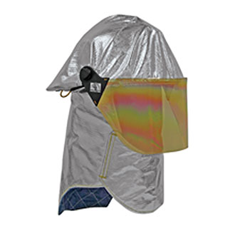 Honeywell First Responders Proximity Helmet and Shroud