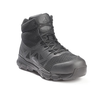 """Reebok 5"""" Dauntless Ultra-Light Side-Zip Hiker Boots"""