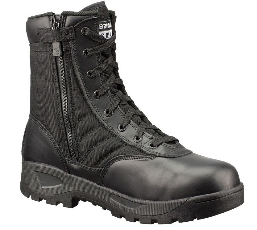"Original S.W.A.T. 9"" Classic Composite Toe Boot"