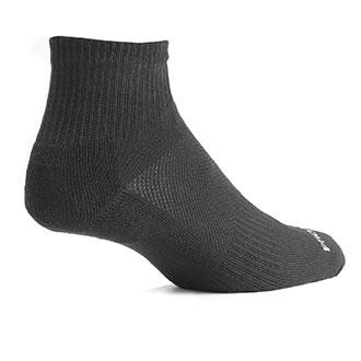 Pro Feet Performance Physical Training Quarter Socks 6 Pack