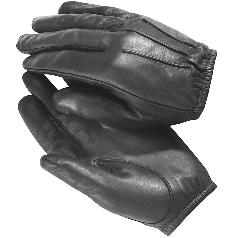 LawPro Unlined Leather Search Gloves