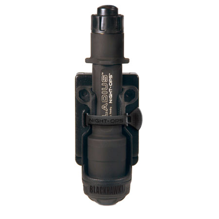 BLACKHAWK! Night-Ops Flashlight Holder w/Mod-U-Lok Attachmen
