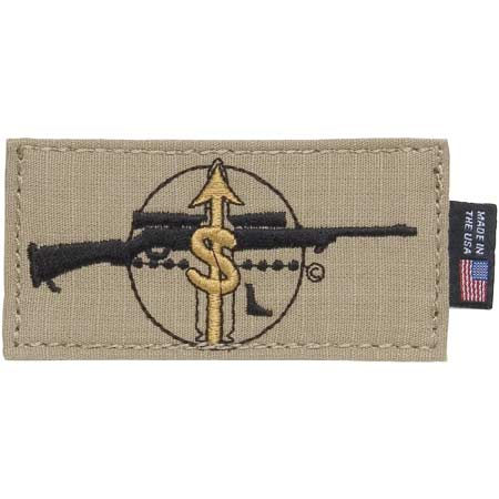 S.O. TECH Sniper Mission Patch
