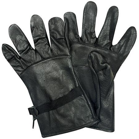 Fox Tactical D3A Leather Glove Shell Gen II