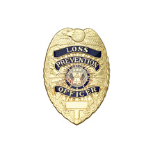 LawPro Loss Prevention Officer Badge
