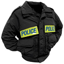 Tact Squad Perfect Storm Duty Jacket
