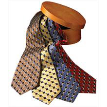 Edwards Signature Silk Honeycomb Tie