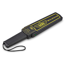 UZI Hand Held Wand Metal Detector
