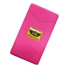 UZI 1.5 Million Volt Rechargeable Stun Gun, Pink
