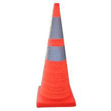 "Roadside Safety 28"" Collapsible Traffic Cone"