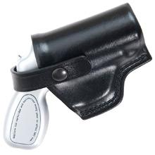 Mace Pepper Gun Holster, Plain Leather