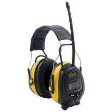 SAS Digital Hearing Protection with AM/FM Radio and MP3