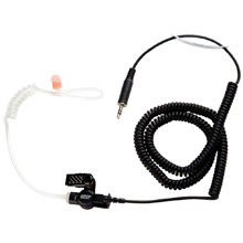"ARC Listen Only Earpiece 26"" Cable 3.5mm Threaded"