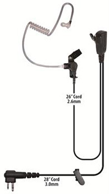 Klein Electronics Signal 2 Wire Kit, 2-Prong Radio