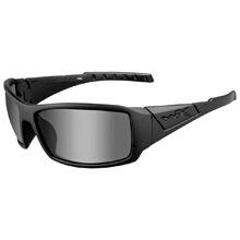 Wiley X Twisted Black Ops Smoke Grey Matte Black