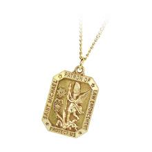 Crest Craft St. Michael's Police Medallion