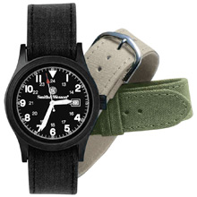 Smith & Wesson 3-in-1 Military Inspired Watch