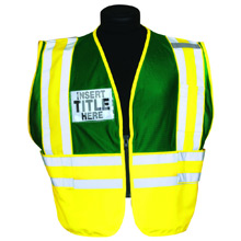 PIP USA Public Safety Vest  ANSI 207-2006