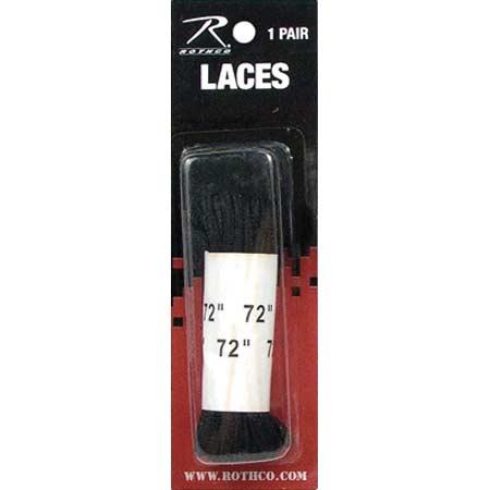 "Rothco Nylon 72"" Paratrooper Nylon Boot Laces"