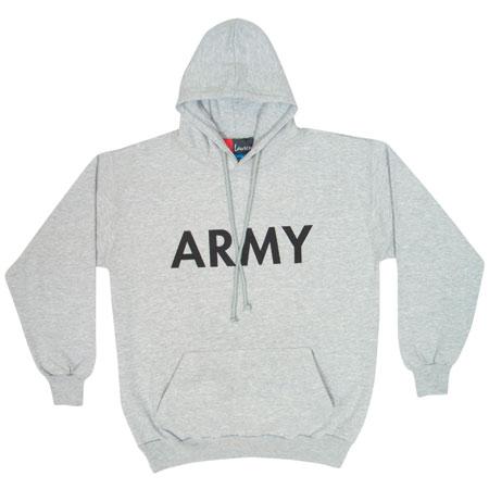 Fox Tactical Army Imprint Hoodie Pullover Sweatshirt