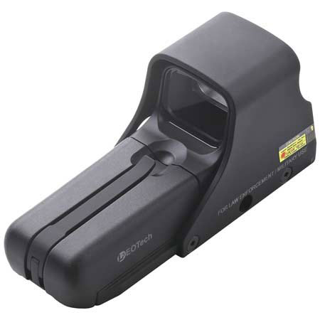 EOTech 512 Law Enforcement Holographic Sight