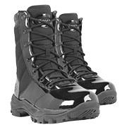 Galls 8 in high gloss duty boot