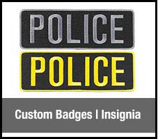 Badges Insignia Customization