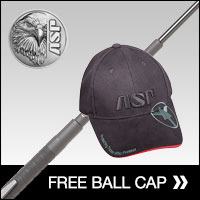 Free cap with ASP Agent baton
