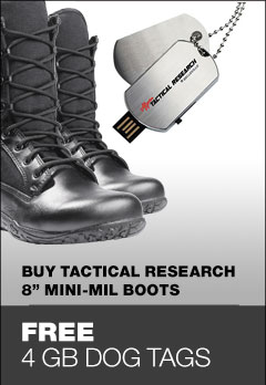 Shop Tactical Research - free gift