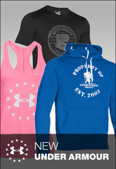 Shop new Under Armour tees