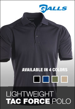 Shop new Galls lightweight polo