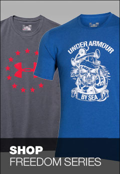 Save 15% off Under Armour freedom series