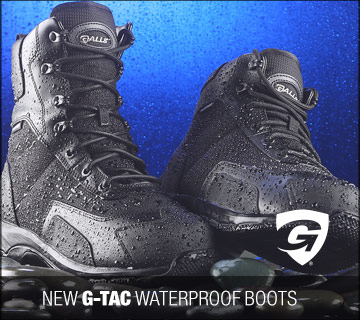 Shop new Galls G-tac boots