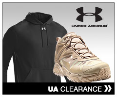 Shop all Under Armour clearance items