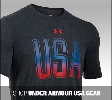 Shop Under Armour USA gear