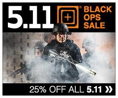 25% off 5.11